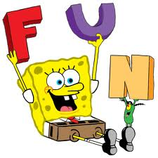 Okay, what if I could be friends with SpongeBob?